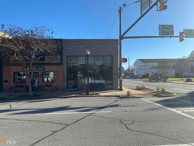 119 W Gordon St, Thomaston, GA 30286 (MLS #8737102) :: Tommy Allen Real Estate