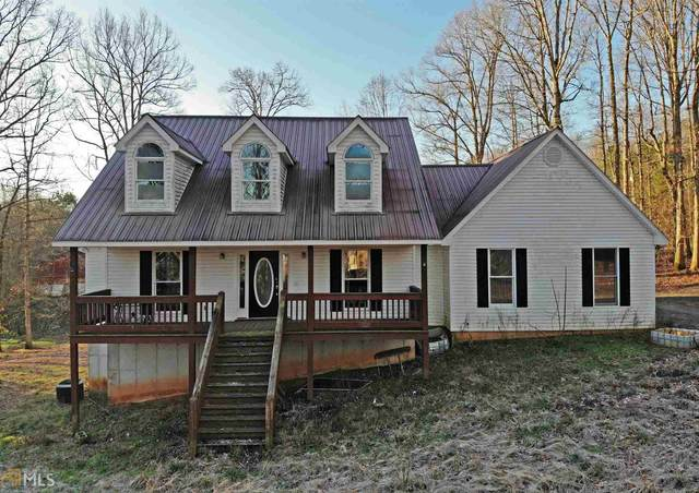 11 Wood Oak Trail, Ellijay, GA 30540 (MLS #8737110) :: Bonds Realty Group Keller Williams Realty - Atlanta Partners