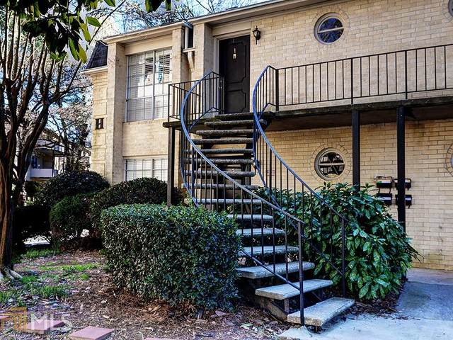 5400 Roswell Road H1, Atlanta, GA 30342 (MLS #8737145) :: Rich Spaulding