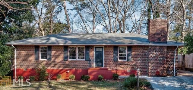1814 Arkose Drive Se, Atlanta, GA 30316 (MLS #8737162) :: Military Realty