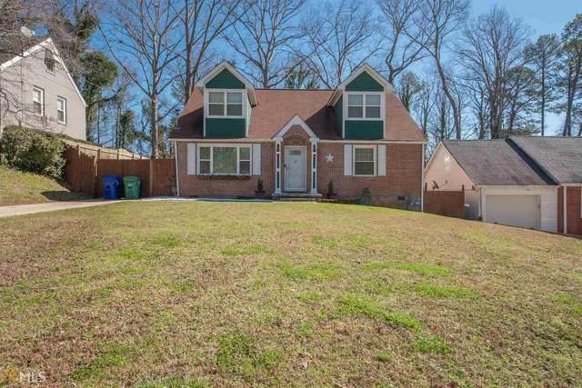 1980 Delphine Dr, Decatur, GA 30032 (MLS #8737163) :: RE/MAX Eagle Creek Realty
