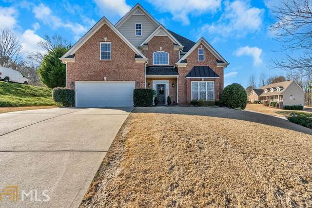 4607 Martins Crossing West Drive, Flowery Branch, GA 30542 (MLS #8737318) :: Buffington Real Estate Group