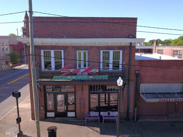 202 W Broad St, Griffin, GA 30223 (MLS #8737362) :: Buffington Real Estate Group