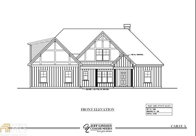 Lot 4 Twelve Parks #4, Sharpsburg, GA 30277 (MLS #8737435) :: Tim Stout and Associates