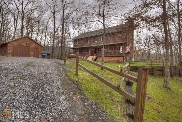 300 Forest Drive, Morganton, GA 30560 (MLS #8737513) :: Buffington Real Estate Group