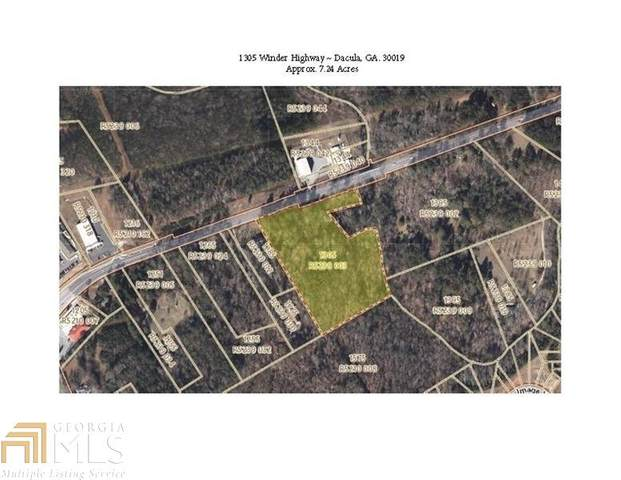 1305 Winder Highway, Dacula, GA 30019 (MLS #8737520) :: Military Realty