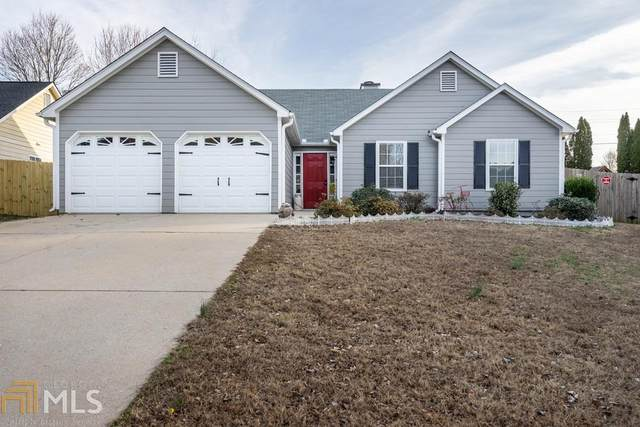 1623 Vinebrook Terrace Nw, Kennesaw, GA 30144 (MLS #8737629) :: Military Realty