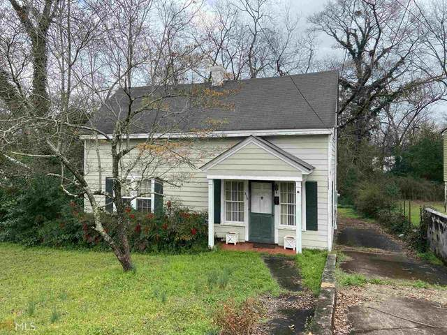 315 Jackson Ave, Thomaston, GA 30286 (MLS #8737630) :: Athens Georgia Homes