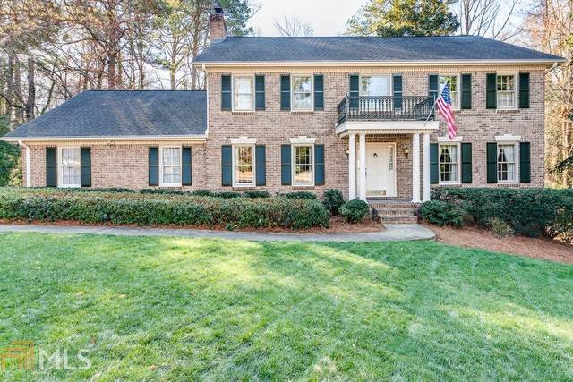 1828 Club Forest Court, Dunwoody, GA 30338 (MLS #8737692) :: Military Realty
