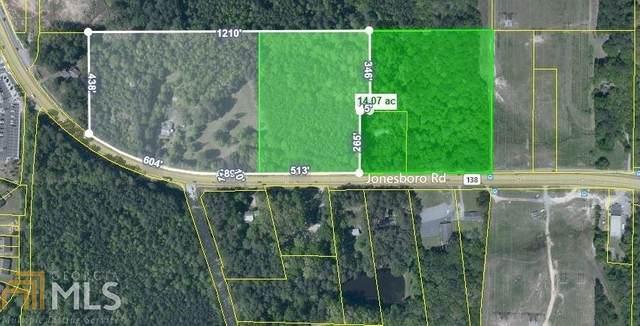 3825 Jonesboro Road, Fairburn, GA 30213 (MLS #8737752) :: Rettro Group