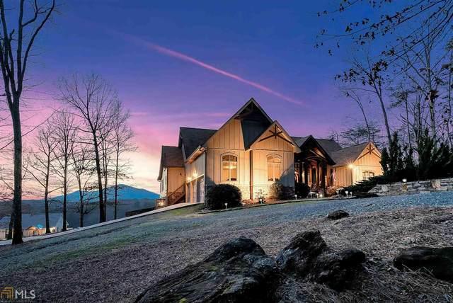 1261 Preacher Campbell Road, Clarkesville, GA 30523 (MLS #8737809) :: Buffington Real Estate Group