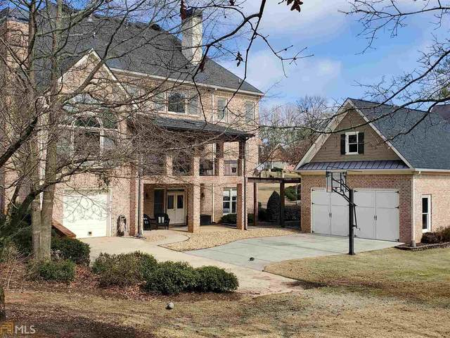 5757 Allee Way #17, Braselton, GA 30517 (MLS #8737821) :: Military Realty