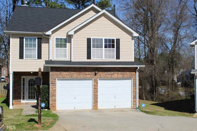 7161 Laurel Creek Dr #0074, Stockbridge, GA 30281 (MLS #8737857) :: The Durham Team