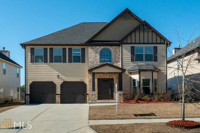 1311 Long Acre Drive, Loganville, GA 30052 (MLS #8737862) :: Military Realty