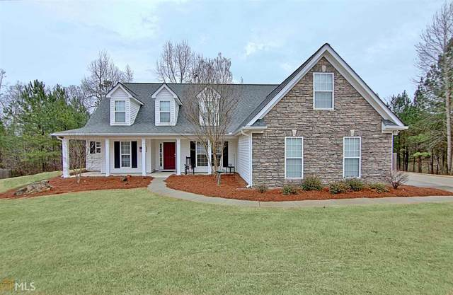 60 Cliff Trail, Fayetteville, GA 30215 (MLS #8737896) :: Athens Georgia Homes