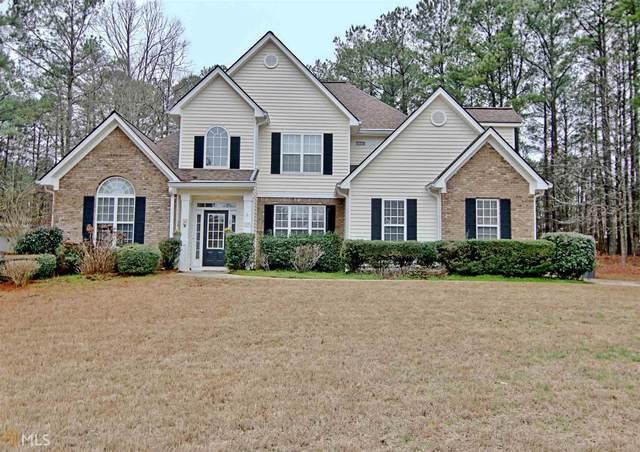 110 Murphy Creek Ln, Fayetteville, GA 30215 (MLS #8737911) :: Athens Georgia Homes