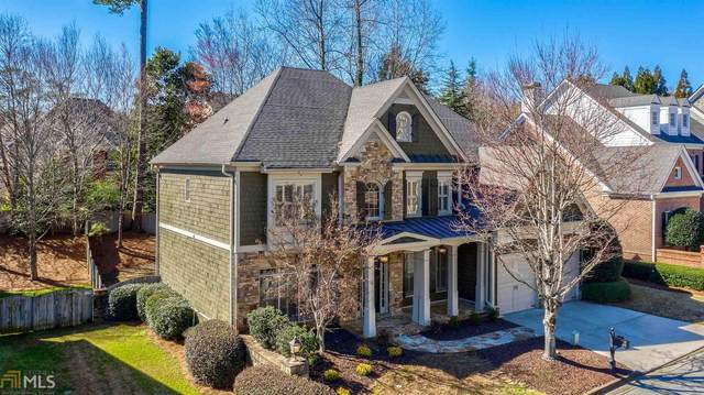 1087 Bluffhaven Way, Brookhaven, GA 30319 (MLS #8737926) :: Military Realty