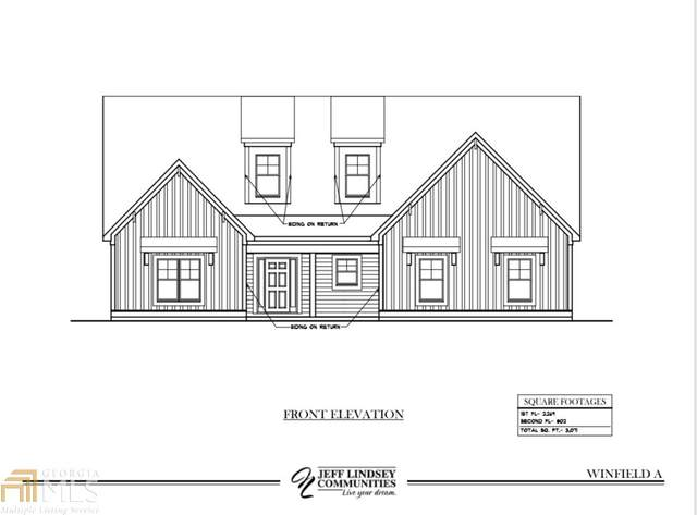 Lot 8 Twelve Parks #8, Sharpsburg, GA 30277 (MLS #8737953) :: Tim Stout and Associates