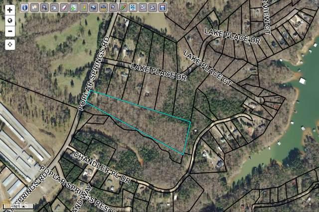 450 Poplar Springs, Lavonia, GA 30553 (MLS #8738034) :: The Heyl Group at Keller Williams