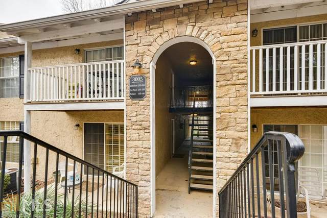 3005 Seven Pines Lane Lane #105, Atlanta, GA 30339 (MLS #8738135) :: Military Realty