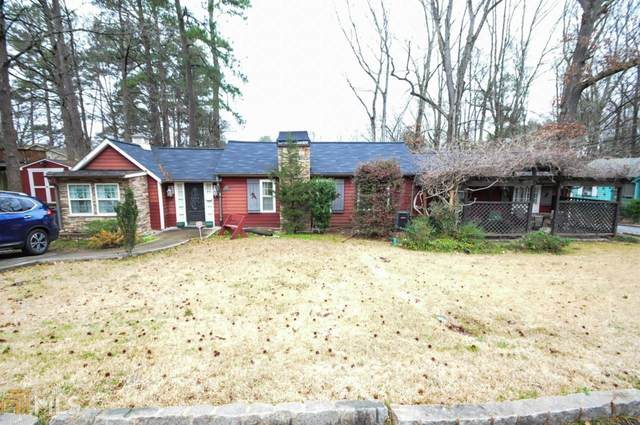 4620 Forrest Rd, Pine Lake, GA 30072 (MLS #8738150) :: Military Realty