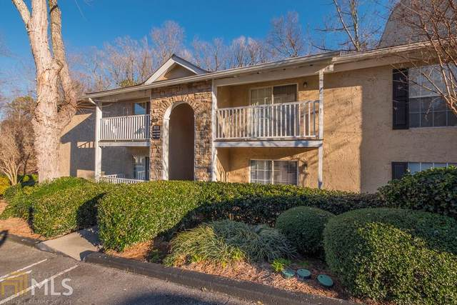 3115 Seven Pines Court #101, Atlanta, GA 30339 (MLS #8738178) :: Military Realty