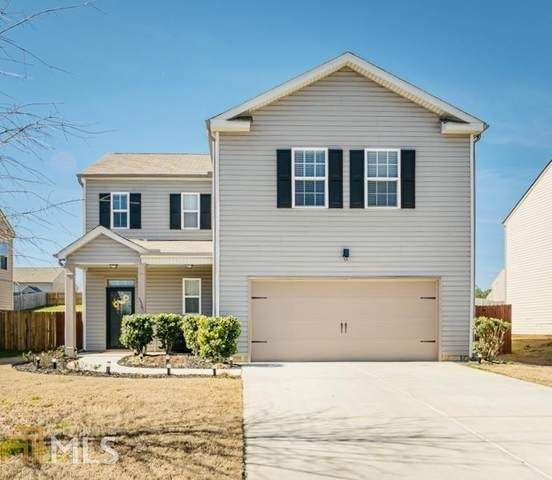 5525 Luther Court, Ellenwood, GA 30294 (MLS #8738340) :: Military Realty