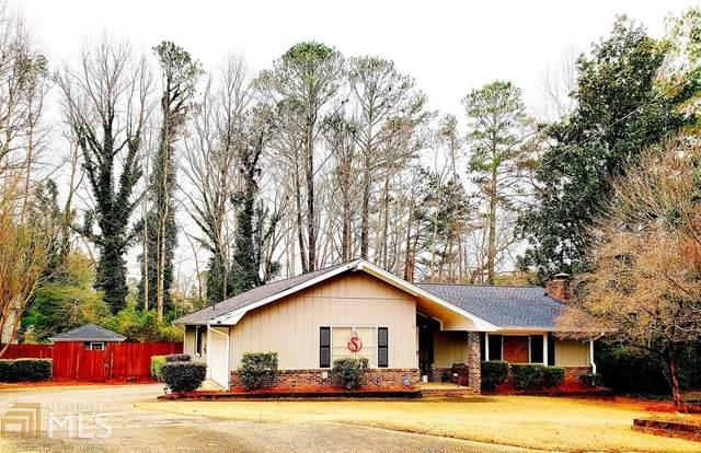 517 SE Sugar Valley Ln, Conyers, GA 30094 (MLS #8738379) :: Buffington Real Estate Group