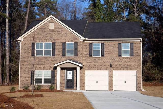 6490 Beaver Creek Trl #41, Atlanta, GA 30349 (MLS #8738441) :: RE/MAX Eagle Creek Realty