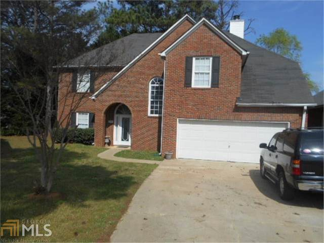 2345 Jennas Way, Conyers, GA 30013 (MLS #8738498) :: Buffington Real Estate Group