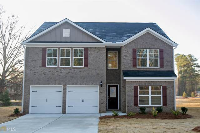6493 Beaver Creek Trl #59, Atlanta, GA 30349 (MLS #8738519) :: RE/MAX Eagle Creek Realty