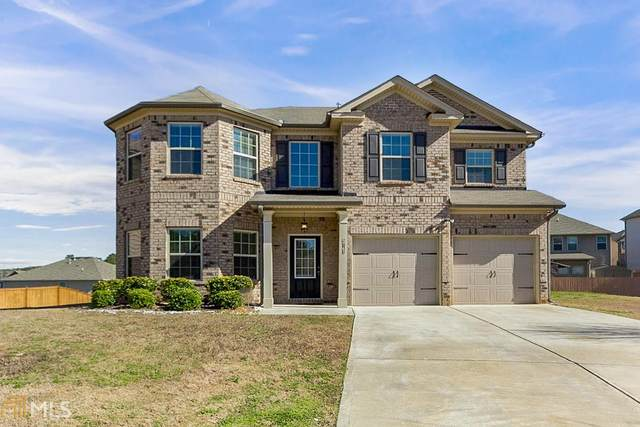6741 Oak Hill, Fairburn, GA 30213 (MLS #8738532) :: Rettro Group