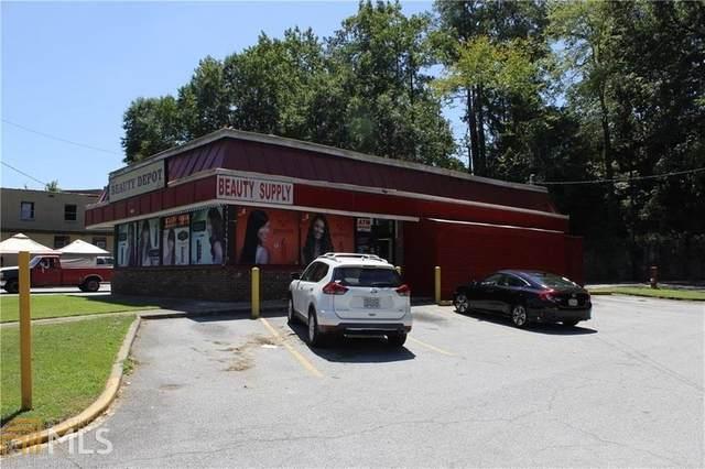 1960 Donald Lee Hollowell Pkwy, Atlanta, GA 30318 (MLS #8738541) :: Buffington Real Estate Group