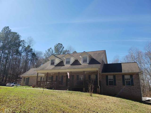 5599 Five Notch Rd 5.19 Ac, Franklin, GA 30217 (MLS #8738578) :: Buffington Real Estate Group