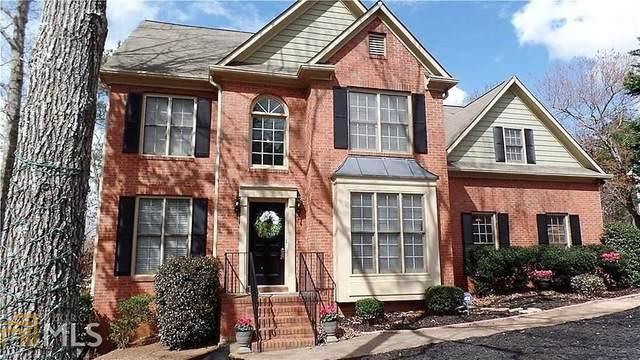 6260 Sharpsburg Court Nw, Acworth, GA 30101 (MLS #8738631) :: Buffington Real Estate Group