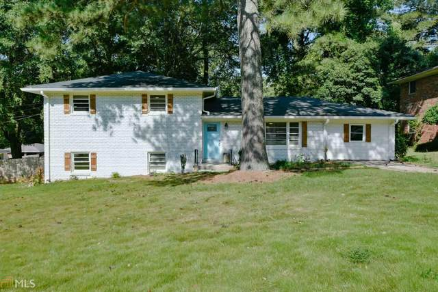 2281 Del Ray Ct, Decatur, GA 30032 (MLS #8738663) :: RE/MAX Eagle Creek Realty