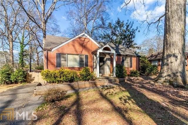 3464 Wren Road, Decatur, GA 30032 (MLS #8738861) :: RE/MAX Eagle Creek Realty