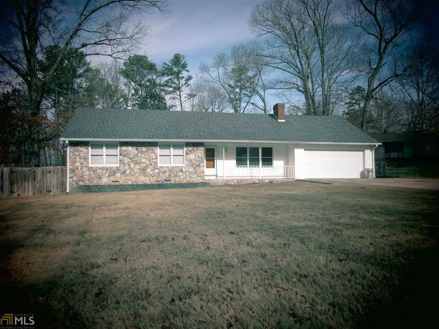 2105 SW Lost Forest Lane #20, Conyers, GA 30094 (MLS #8738906) :: Buffington Real Estate Group