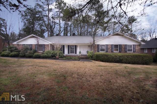 2137 Tanglewood Dr, Snellville, GA 30078 (MLS #8738936) :: Buffington Real Estate Group