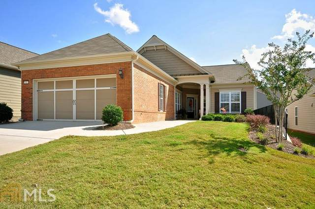 110 Starflower Dr, Griffin, GA 30223 (MLS #8739057) :: RE/MAX Eagle Creek Realty