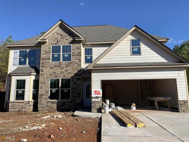 145 Clearwater Dr #92, Jackson, GA 30233 (MLS #8739175) :: Tommy Allen Real Estate