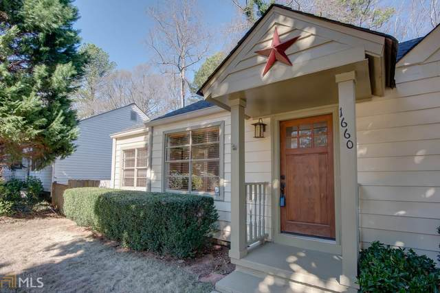 1660 Braeburn, Atlanta, GA 30316 (MLS #8739266) :: Rettro Group