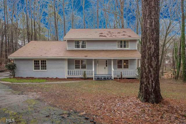 1778 Palmetto Tyrone Rd, Sharpsburg, GA 30277 (MLS #8739277) :: Tim Stout and Associates