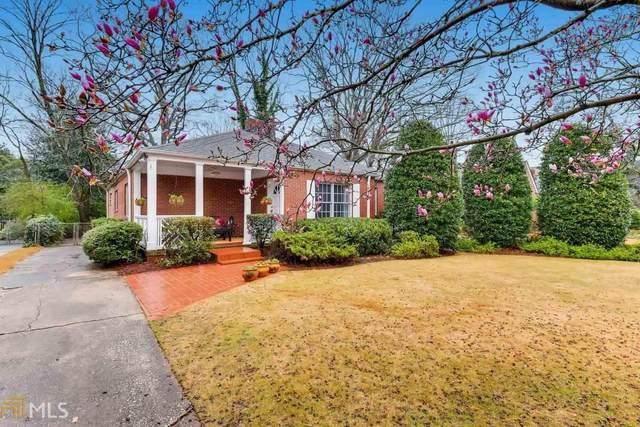417 Ridgecrest Rd, Atlanta, GA 30307 (MLS #8739340) :: Athens Georgia Homes