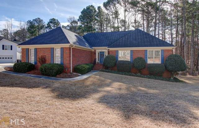 4811 Habersham Way, Conyers, GA 30094 (MLS #8739386) :: Buffington Real Estate Group