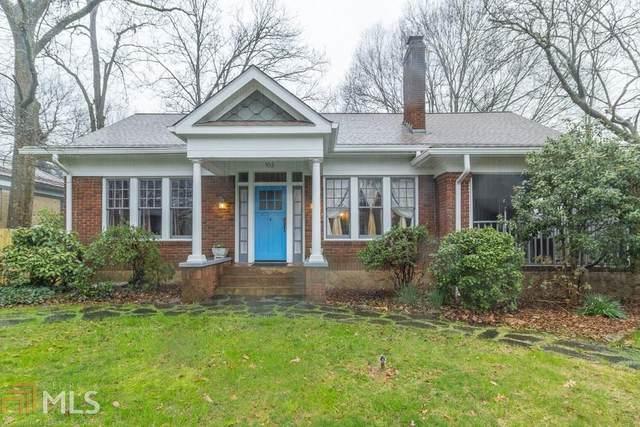 103 Cambridge Ave, Decatur, GA 30030 (MLS #8739388) :: Athens Georgia Homes