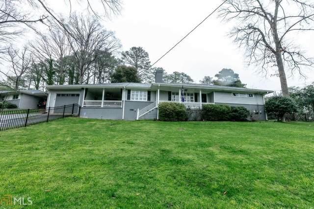 1903 Forest Green Drive, Atlanta, GA 30329 (MLS #8739404) :: Athens Georgia Homes