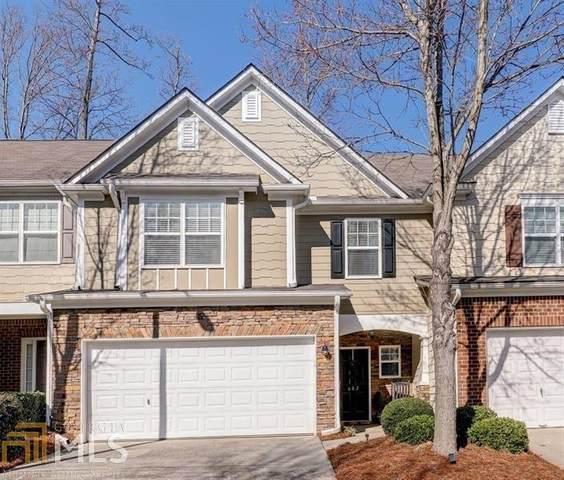 602 Tall Timbers, Woodstock, GA 30188 (MLS #8739408) :: Buffington Real Estate Group