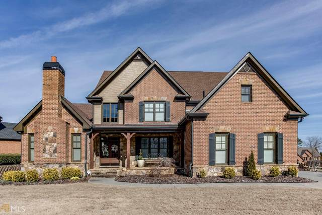 2445 Retreat Point Pkwy, Hoschton, GA 30548 (MLS #8739430) :: Lakeshore Real Estate Inc.