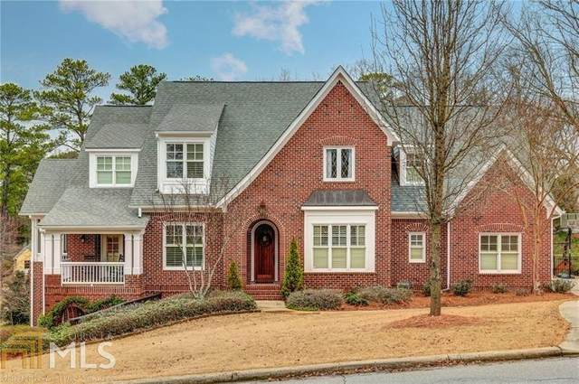 93 Thompson Pl, Roswell, GA 30075 (MLS #8739449) :: Rettro Group